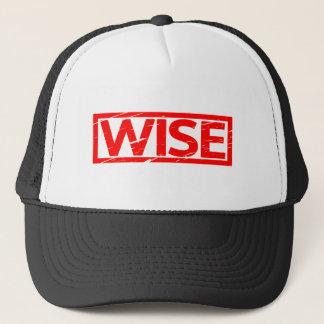 Wise Stamp Trucker Hat