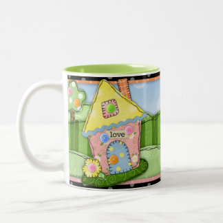 """Wise Woman"" Two Tone Mug"