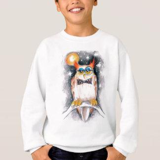 wisey owl sweatshirt