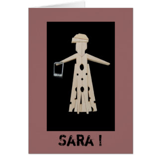 wish card 50 Sara