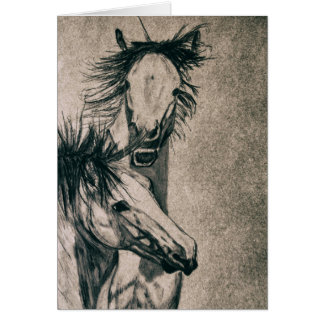 wish card fighting Mustangs'