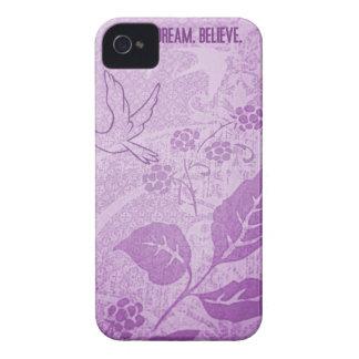 Wish. Dream. Believe. Case-Mate iPhone 4 Case