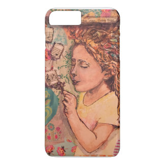"""""""Wish For Spring"""" iPhone case"""