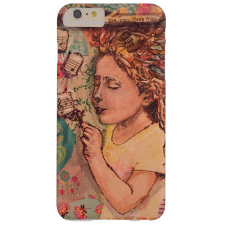 """Wish For Spring"" iPhone case Barely There iPhone 6 Plus Case"