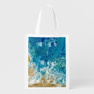 Wish I was A Mermaid Bag