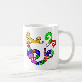 Wish Mermaid Holiday Mug