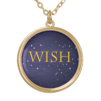 """Wish"" Necklace"