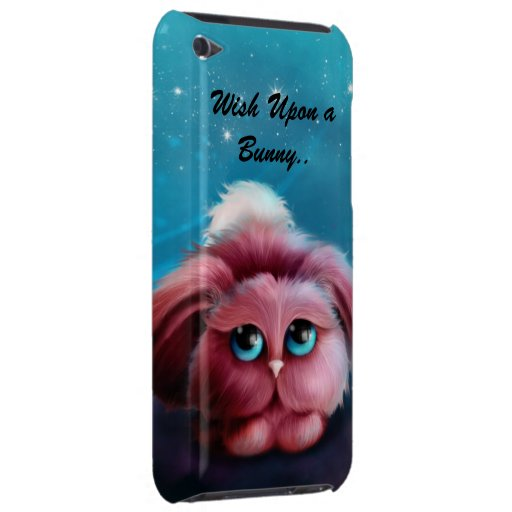 Wish Upon a Bunny Gen4 iPod Case-Mate Case
