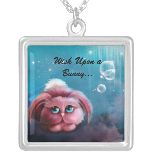 Wish Upon a Bunny Necklace