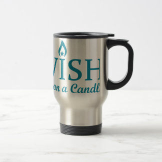 Wish Upon a Candle Travel Mug