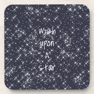 Wish Upon A Star Beverage Coaster