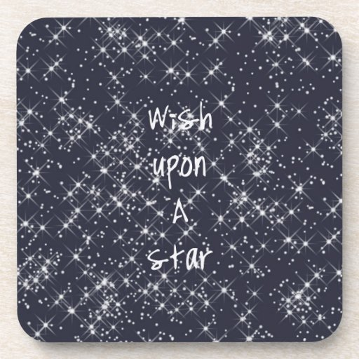 Wish Upon A Star Beverage Coaster