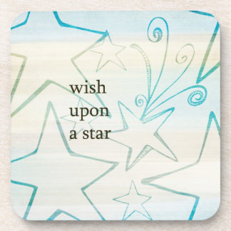 Wish upon a Star Drink Coaster