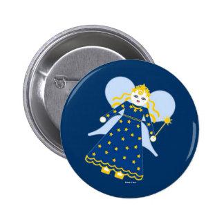 Wish-Upon-A-Star Fairy Button © 2012 M Martz