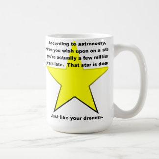 Wish Upon A Star Funny Mug