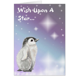 Wish Upon A Star... Greeting Card