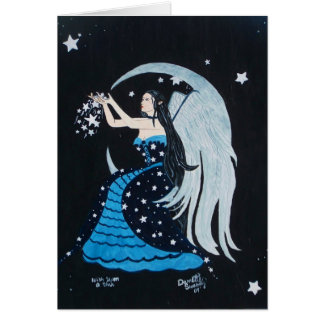 Wish Upon A Star Greeting Card