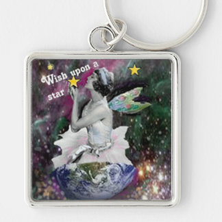 Wish Upon a Star Keychain