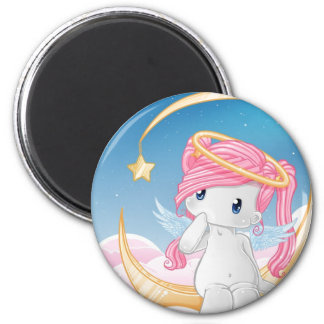 Wish upon a star refrigerator magnets