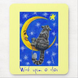 Wish upon a star mousepad by Lori Karels