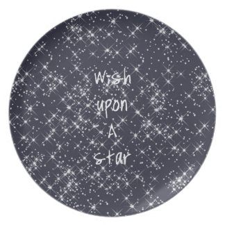 Wish Upon A Star Party Plates