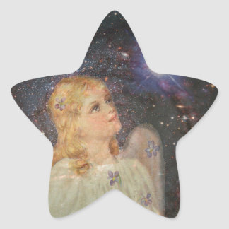 Wish Upon a Star Star Sticker