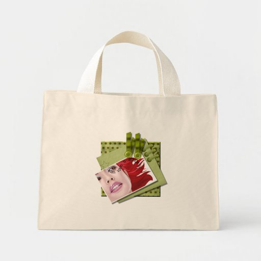 Wish Upon A Star - Tiny Tote Bag