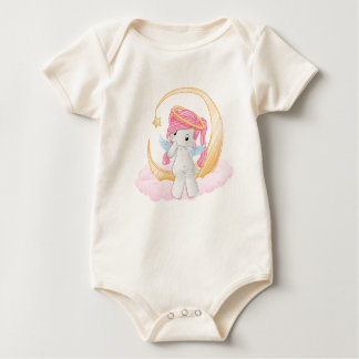 Wish upon a star baby bodysuits