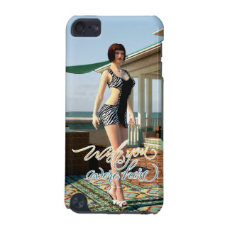 Wish You Were Here Belle iPod Touch 5G Cases