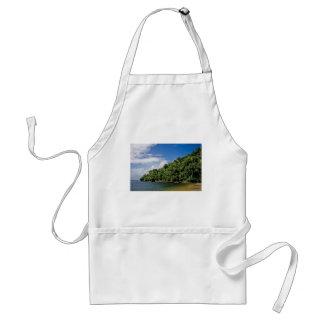 wishes ashore standard apron
