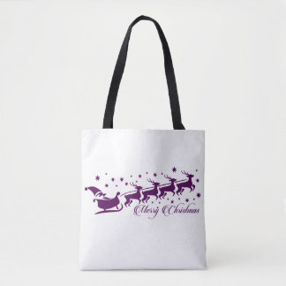Wishes From Santa Christmas Tote Bag