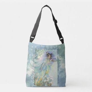 Wishing and Dreaming Big Crossbody Bag