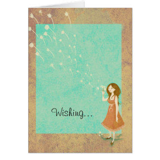 Wishing... Card