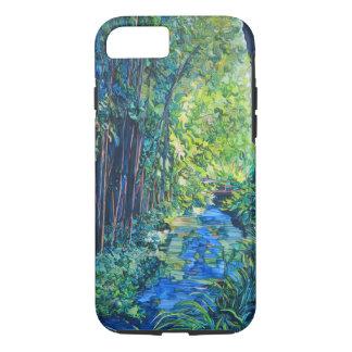 Wishing for Monet's Garden - iPhone Case