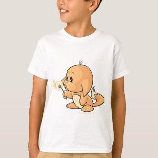 Wishing orange Kacheek Tee Shirt