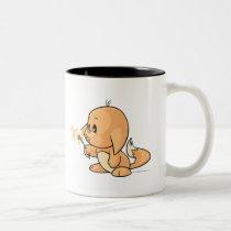 Wishing orange Kacheek mugs