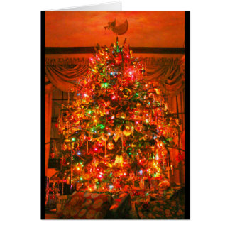 Wishing You A Christmas That's Merry & Bright Card