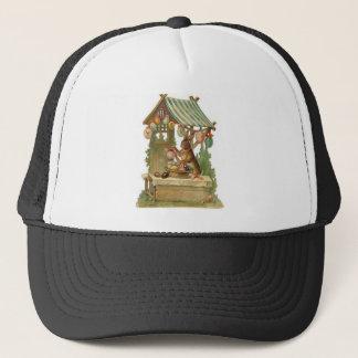 Wishing You a Happy Easter Trucker Hat