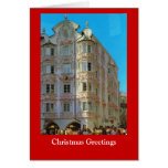 Wishing you a joyous Christmas, Vintage Vienna Greeting Card
