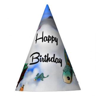 Wishing You a Wonderful Birthday Party Hat