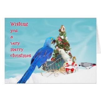 Wishing You Card