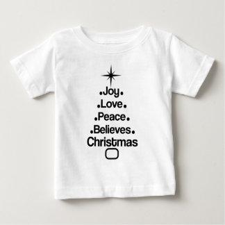 Wishing you Christmas Baby T-Shirt
