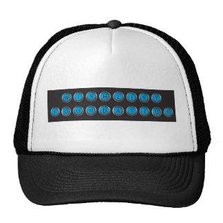 Wishlist Backspacer Type Trucker Hat