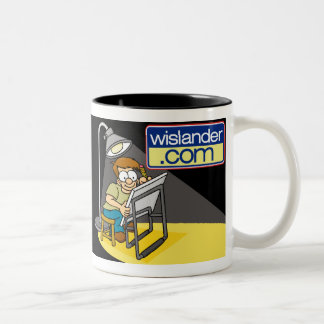 Wislander.com 2007 mug