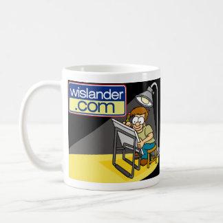 Wislander.com Graphic Artist Mug
