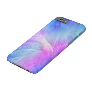 Wispy Colors - Tones In Rose Blue Turquoise Purple Barely There iPhone 6 Case