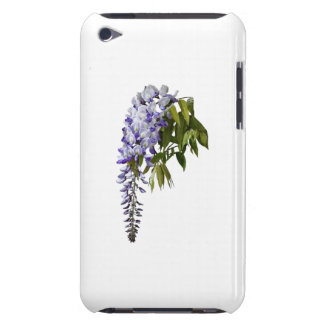 Wisteria and Leaves Barely There iPod Cover