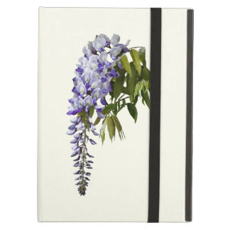 Wisteria and Leaves Case For iPad Air