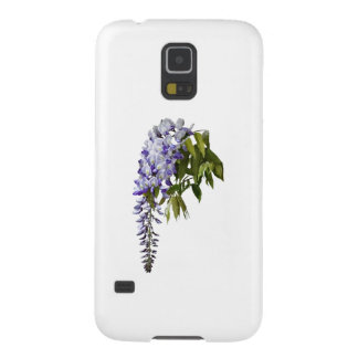 Wisteria and Leaves Galaxy S5 Case