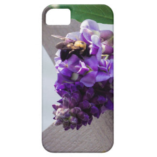 Wisteria & Bee Barely There iPhone 5 Case